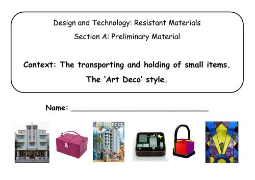 Resistant materials question?