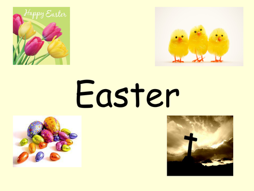 Easter Story & Celebrations Around the World