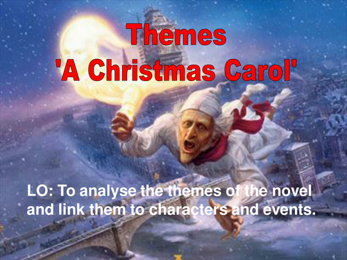themes in a christmas carol by jamestickle86 teaching resources tes