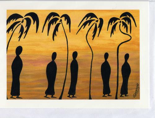 African Art Planning Year 3/4