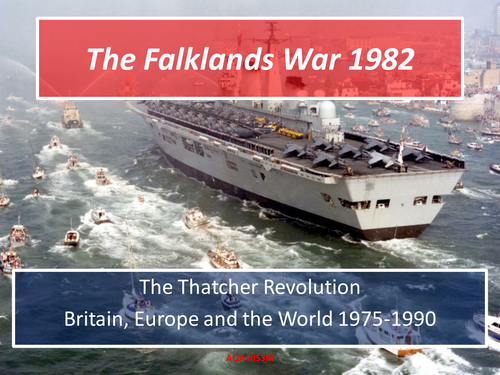 The Falkland War 1982