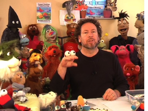 Puppetry for the Screen Masterclass script