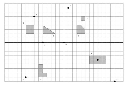 Enlargement on a Grid