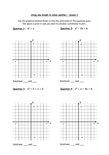 Using one graph to solve another