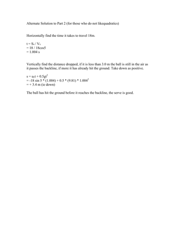 Single Replacement Worksheet Answers Excel Projectile Motion Question By Malcolmwhite  Teaching Resources  Tes Cell Specialization Worksheet with Oxidation State Worksheet Word  Spanish Numbers Worksheets Excel