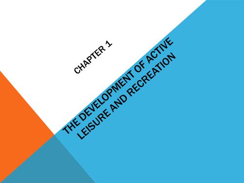 Chapters 1-4 Edexcel AS PE