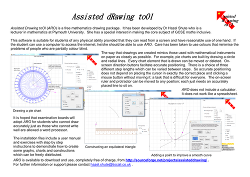 Assisted dRawing toOl (ARO) by hshute - Teaching Resources - Tes