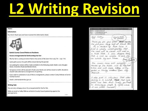 Funcion Skills Letter Sample Level