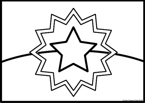 Juneteenth Bunting Coloring Sheets Teaching Resources