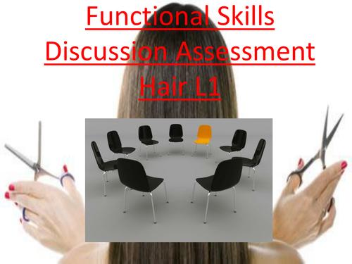 Functional Skills Speaking & Listening