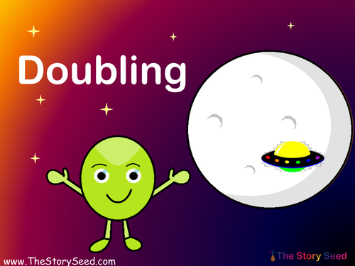 The Story of Doubling - for kids!
