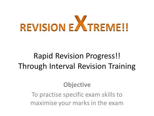 P1 - rapid revision