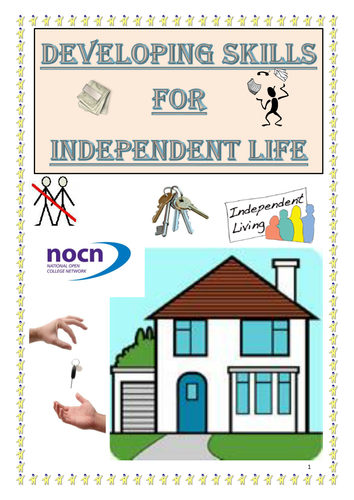 Independent Living Skills Checklist by ExperienceCLE