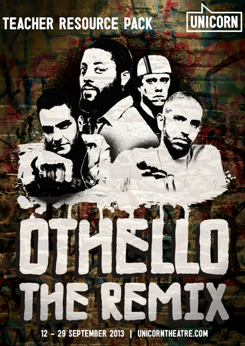Othello: The Remix - Teacher Resource Pack