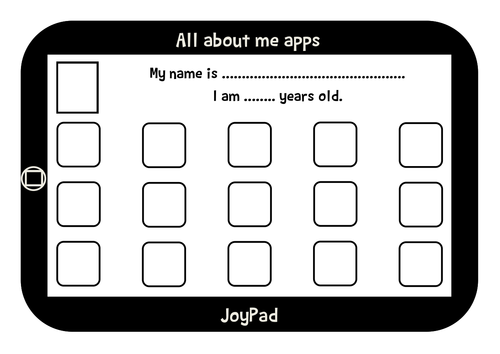 iPod/iPad activity for Transition day by choralsongster