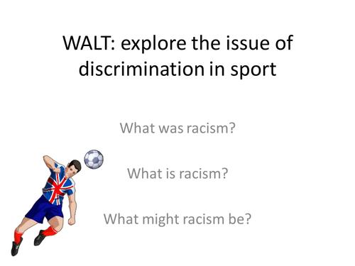 Discrimination in Sport