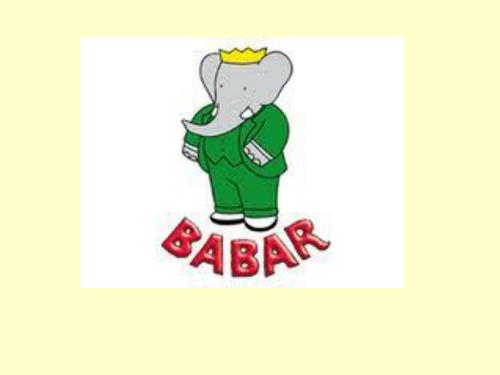 Family - using example of Babar: KS1 / KS2 French