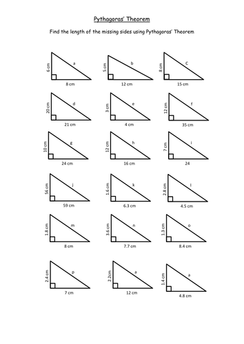 Hands On Activities for Pythagorean Theorem as well  moreover Theorem Worksheets Worksheet Pythagorean Printable With Answers Doc together with GCSE Introducing Pythagoras' Theorem Lesson by fergc bell besides Pythagorean Theorem Intro Activity by Jason Turka   TpT in addition Shake It With Pythagoras  University of Cincinnati furthermore pythagorean theorem pdf – connectedinn co also Uses of Pythagoras's Theorem in Real Life Scenarios for Middle together with  together with Preview of math worksheet on Introduction to the Pythagorean Theorem in addition Pythagorean Theorem Practice   Worksheet   Education moreover The Pythagorean Theorem Worksheet Answers Download Printable Lesson furthermore Geometry worksheets and help pages by Math Crush additionally Pythagoras Basic Intoduction KS3 by TeachByNumbers   Teaching furthermore Pythagorean theorem word problems in addition Pythagorean's Theorem Worksheets. on introduction to pythagorean theorem worksheet