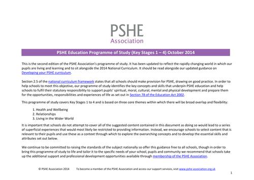 PSHE Review | SexEdUKation
