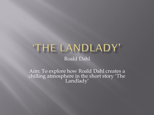 the landlady by roald dahl by ceitidh teaching resources tes the landlady by roald dahl by ceitidh teaching resources tes