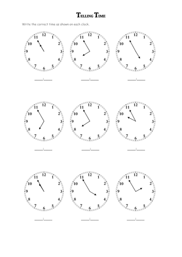 Teaching Time by GHSMedia - Teaching Resources - TES