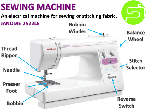 how to make a sewing machine that works