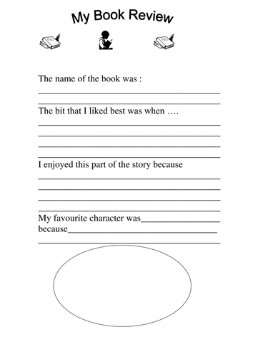 Book Review Worksheets By Kimsschoolhelp Teaching