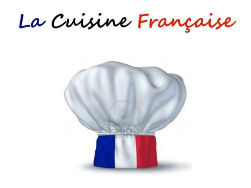 La Cuisine Française / French Cuisine by lilytravel - Teaching ...