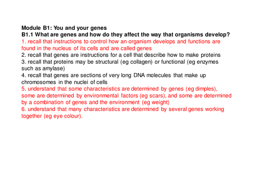 Cv template by itsmsawesome teaching resources tes ocr b1 lesson 1 variation and genes yelopaper Image collections