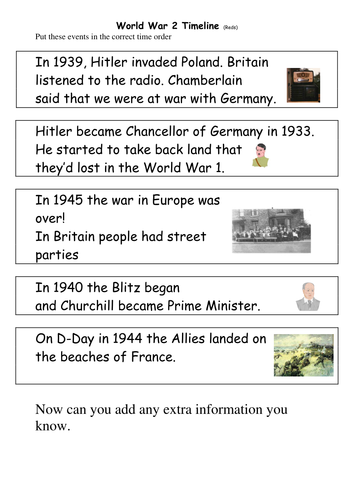 Topic Acitivity Booklet Ww2 By Elbea Teaching Resources Tes