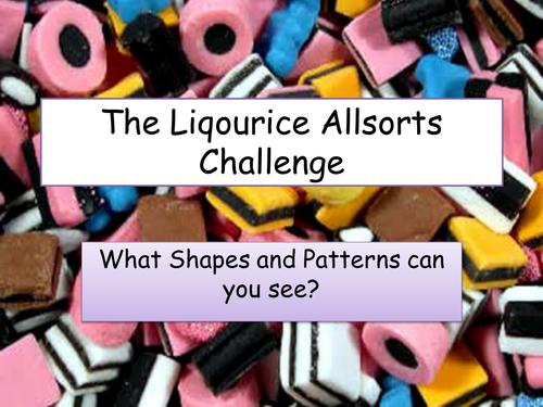 The Liquourice Allsorts Challenge