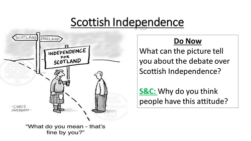 Scottish Independence OCR