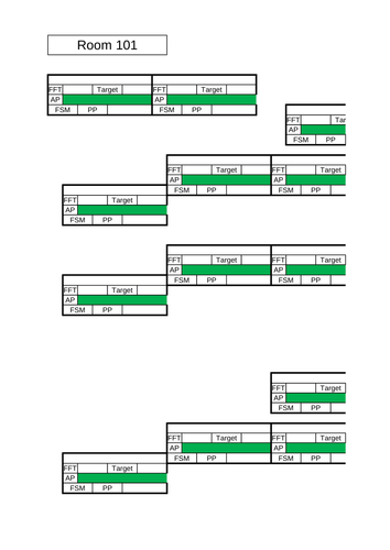 Interactive seating plan