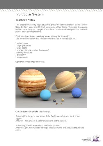 solar system ks2 - photo #33