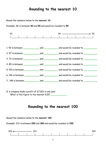 Year 5 Place value plan and resources by axh936 - Teaching ...