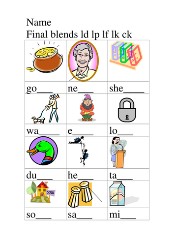 how to teach blending phonemes