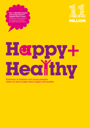 Happy and Healthy Report