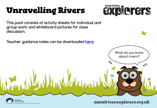 Unravelling Rivers