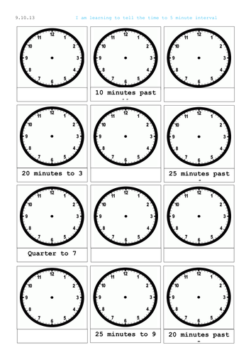Reading a clocktelling time analogue and digital by mip2k reading a clocktelling time analogue and digital by mip2k teaching resources tes ibookread PDF