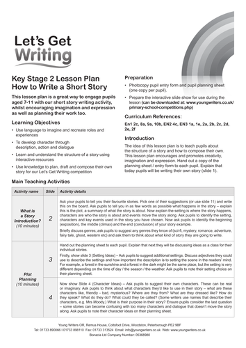 Letter writing lower ks2 1 week plan by charlicollins teaching story writing lesson plan planning sheet for ks2 spiritdancerdesigns Gallery