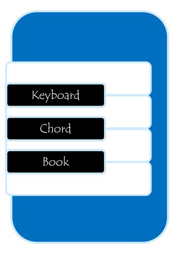 Keyboard Chord Book