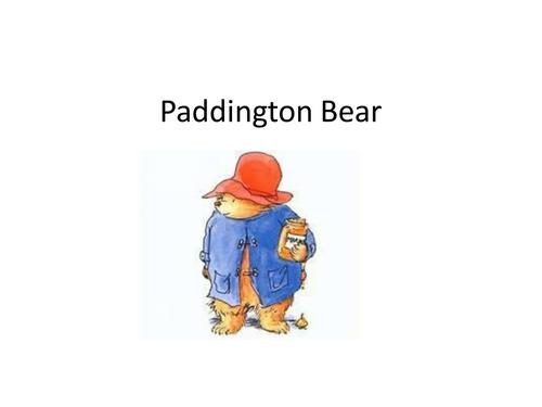 Paddington Bear PPT