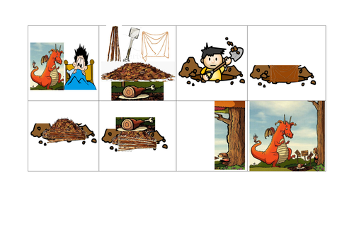 A very dragony teaching sequence dragon lesson plan linked to the recommended resources piecorbetts how to catch a dragon fandeluxe Gallery