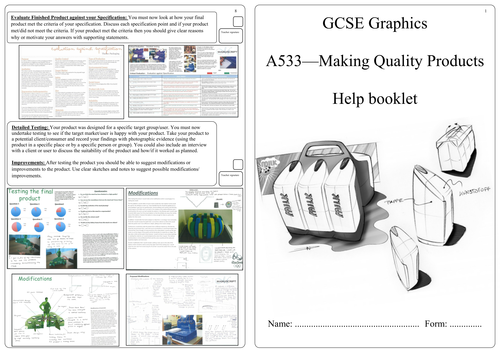 ocr product design gcse coursework This page provides students and teachers with resources for they are divided into categories and are mainly electronic theory rather than the product design and analysis aspects of the course.