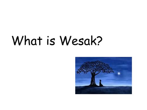 Vesak and dharma day