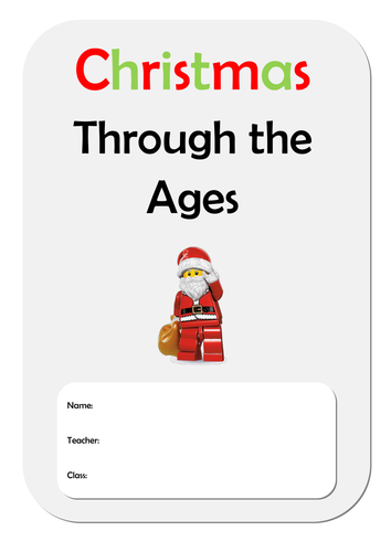 Christmas Through Time Activity Booklet: Bumper Pack.