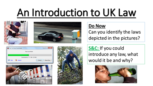 Introduction to UK Law