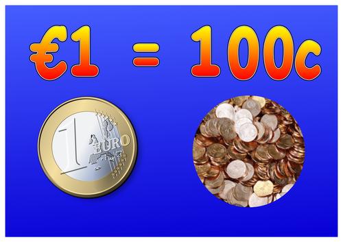 100 Cent 1 Euro
