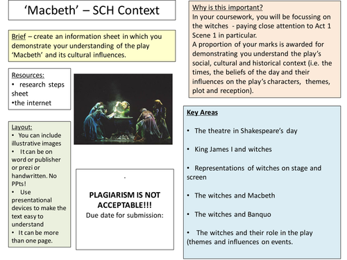 macbeth historical context -history-gadgets-creepy-listentothis appearance vs reality in the historical context so we all know by now that macbeth contains a recurring theme of.