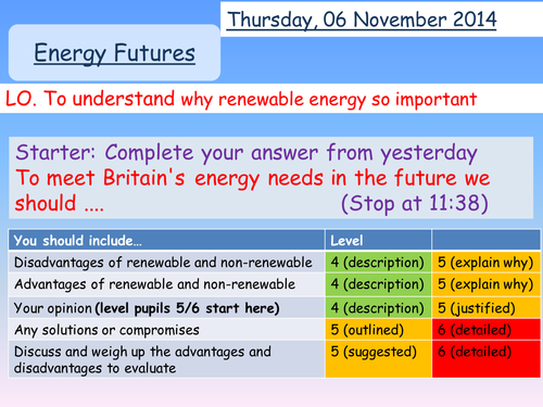 ICT worksheet Renewable Energy research activity by noddy d – Renewable Energy Worksheet